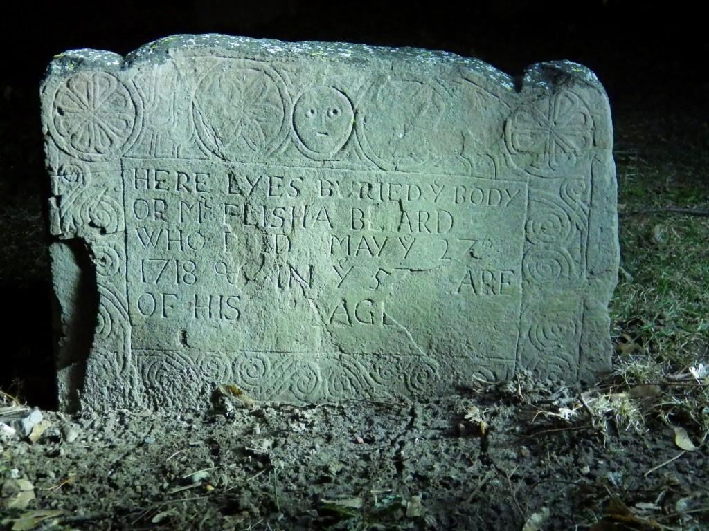 Elisha Briard stone