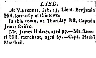 March 24 1812 New Hampshire Gazette Portsmouth New Hampshire Volume LVII Issue 17 Page 3