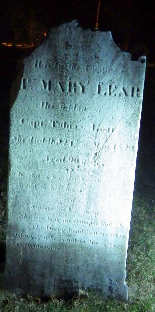 Mary Lear stone2