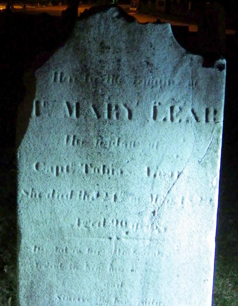 Mary Lear stone4