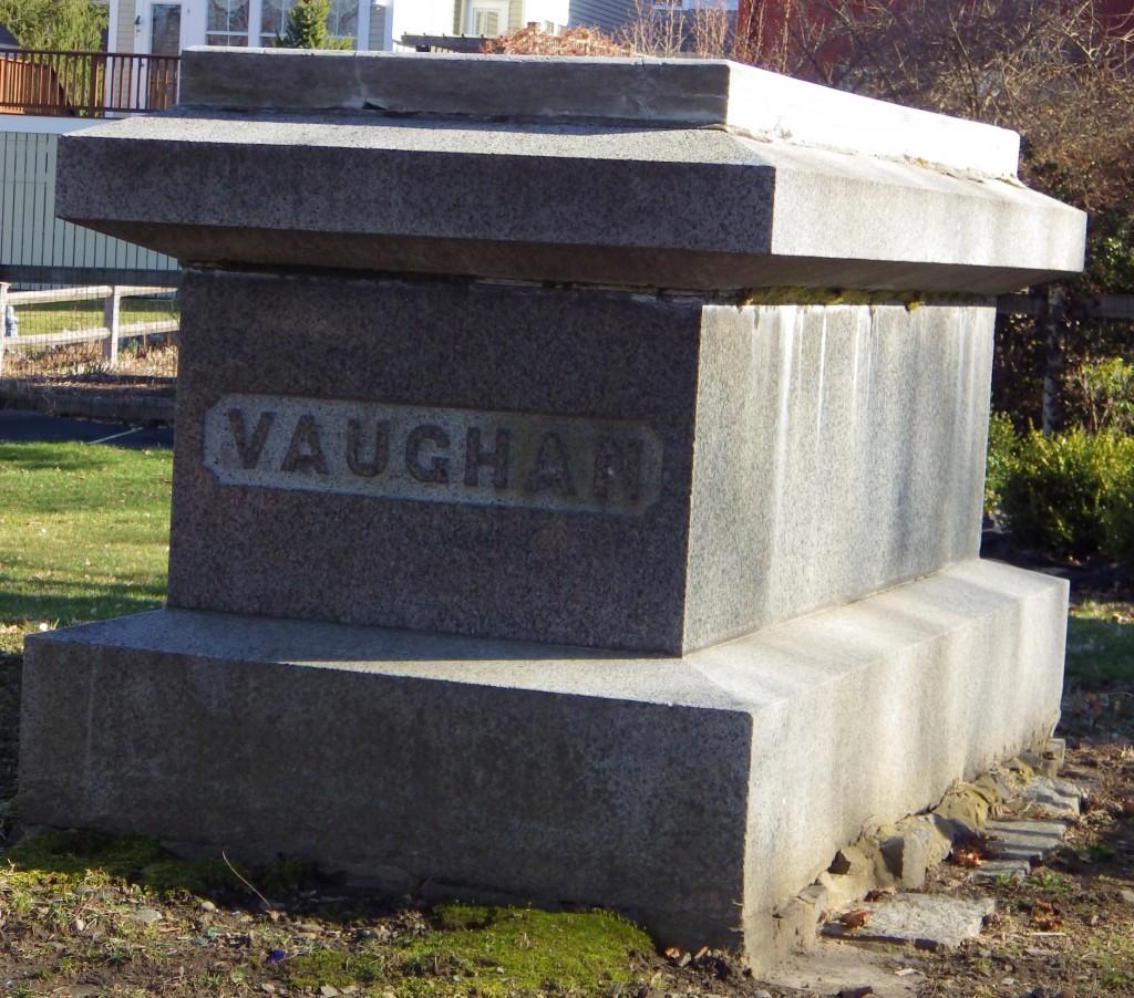 vaughan tomb
