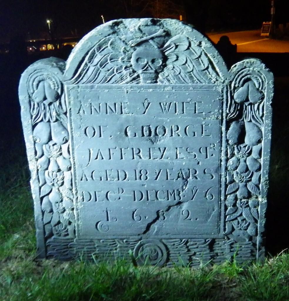 Anne Jaffrey night stone
